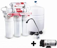 Система обратного осмоса Filter1 5-50 Р с помпой